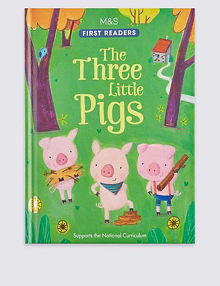 The Three Little Pigs Book