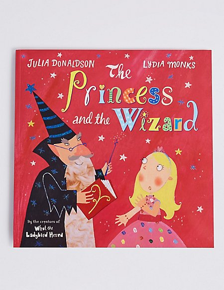 The Princess & the Wizard Book