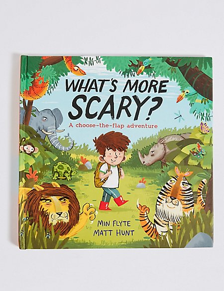 What's More Scary? Book