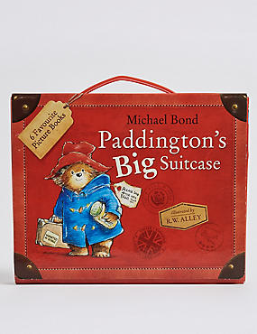Paddington™ Big Suitcase Book