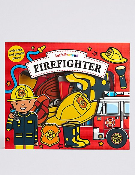 Let's Pretend Firefighter