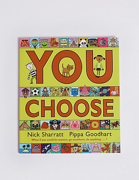 You Choose Book