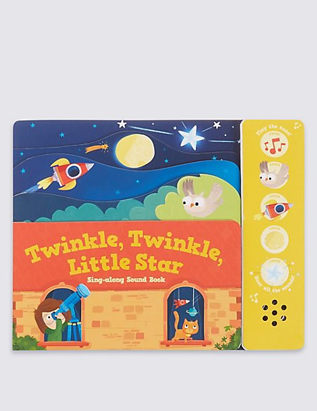 Twinkle, Twinkle, Little Star Sound Book
