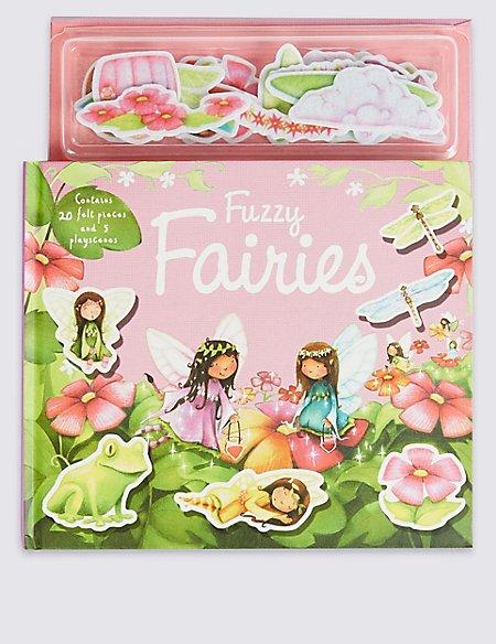 Fuzzy Fairies Book