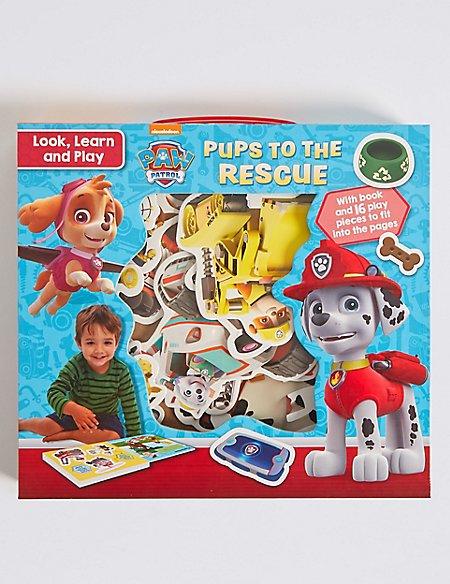 Paw Patrol™ Look, Learn & Play