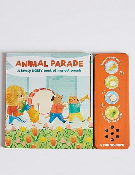 Animal Parade Book