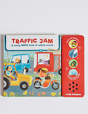 Traffic Jam Sound Book