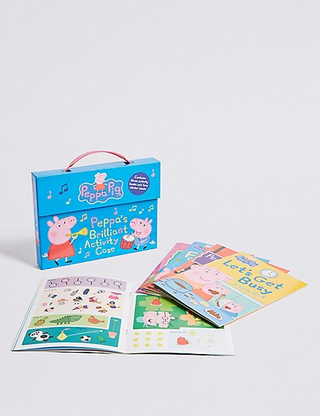 Peppa Pig™ Brilliant Activity Case