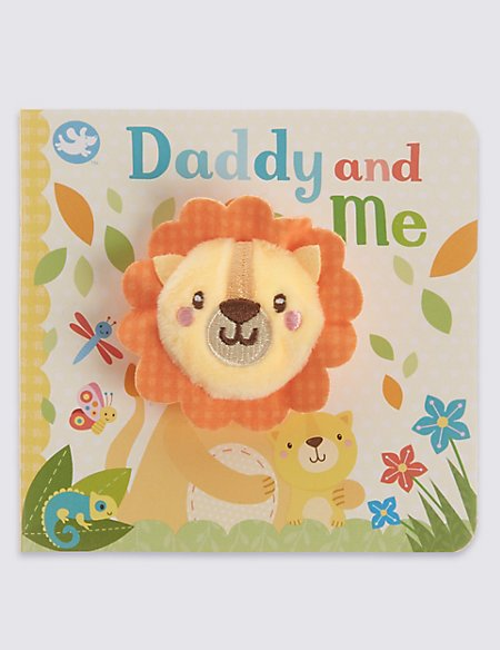 Daddy & Me Puppet Book