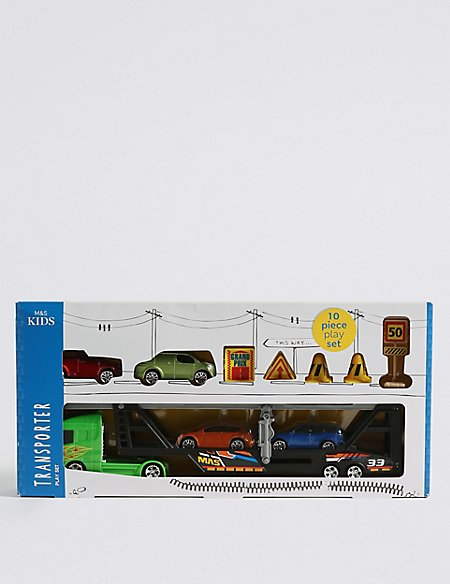 Transporter Play Set