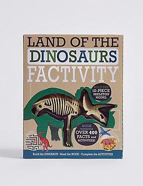 Dinosaur Factivity Book