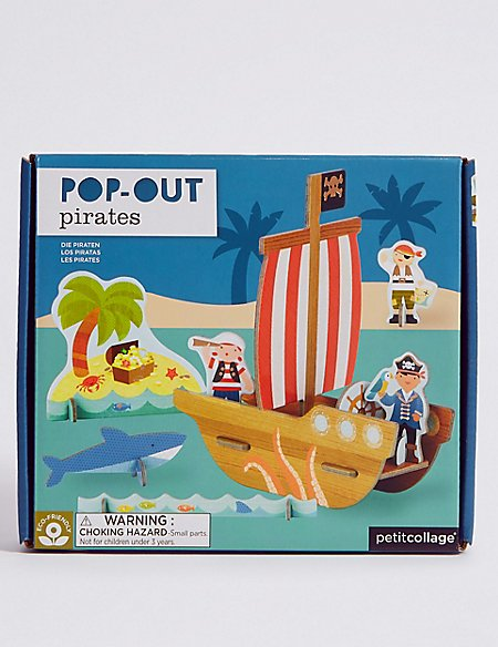 Pop Out Pirates