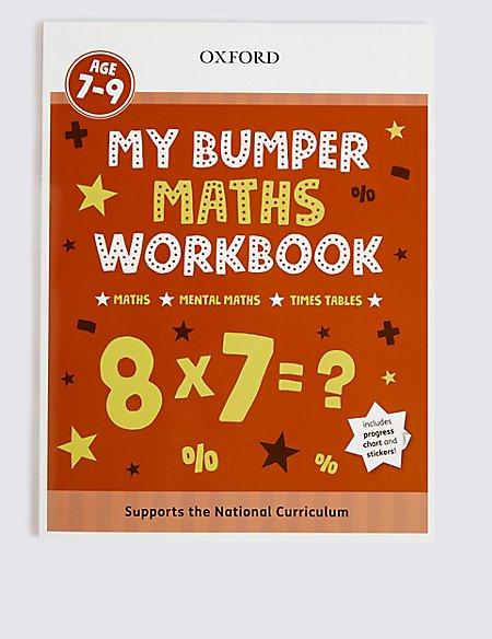 My Bumper Maths Workbook