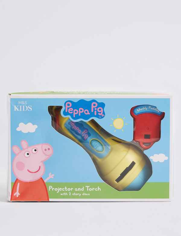 Peppa Pig Projector Torch M S