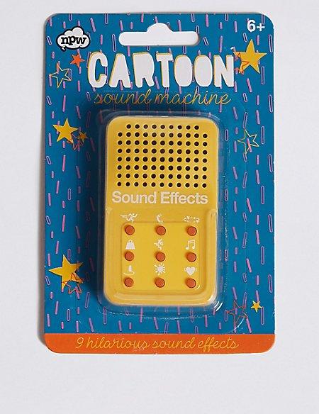Cartoon Sound Effect Machine