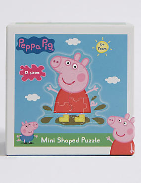 Peppa Pig™ Mini Shaped Puzzle