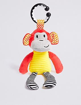 Monkey Rattle