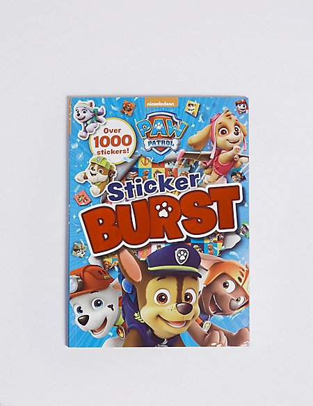 PAW Patrol™ Sticker Burst Book