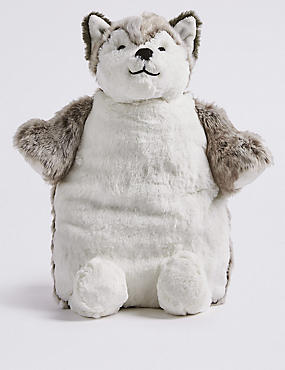Husky Hot Water Bottle