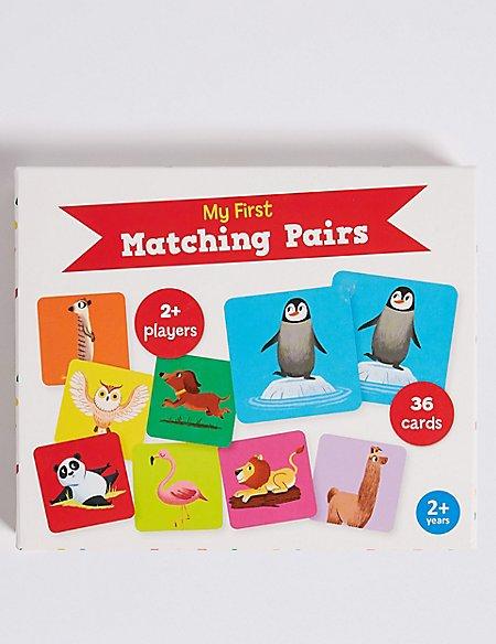 My First Matching Pairs