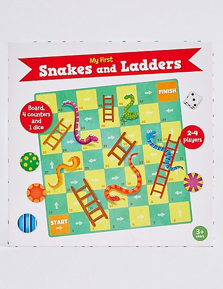 My First Snakes & Ladders