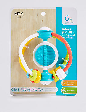 Grip & Play Activity Toy