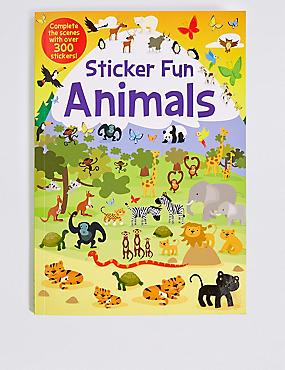 Sticker Fun Animals