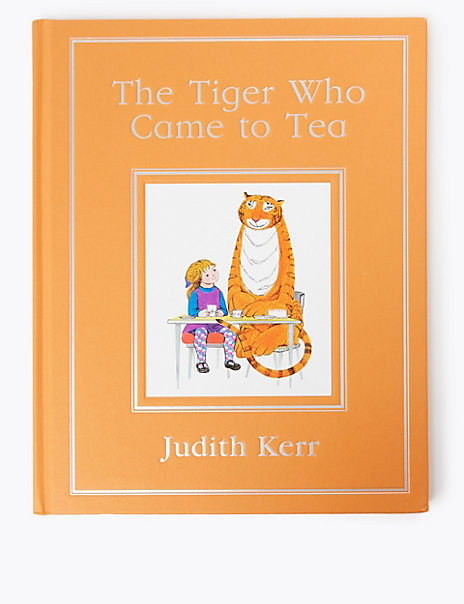 The Tiger Who Came To Tea Storybook