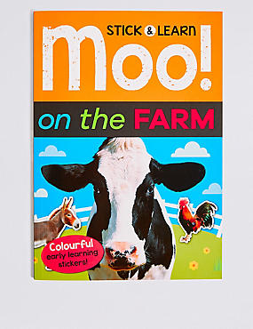Moo! On The Farm