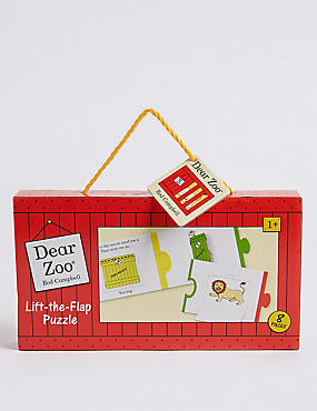 Dear Zoo Lift-the-Flap Puzzle