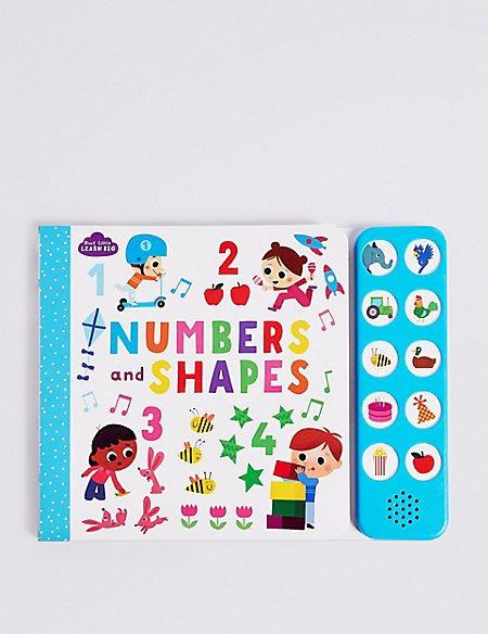 Start Little Learn Big Numbers & Shapes