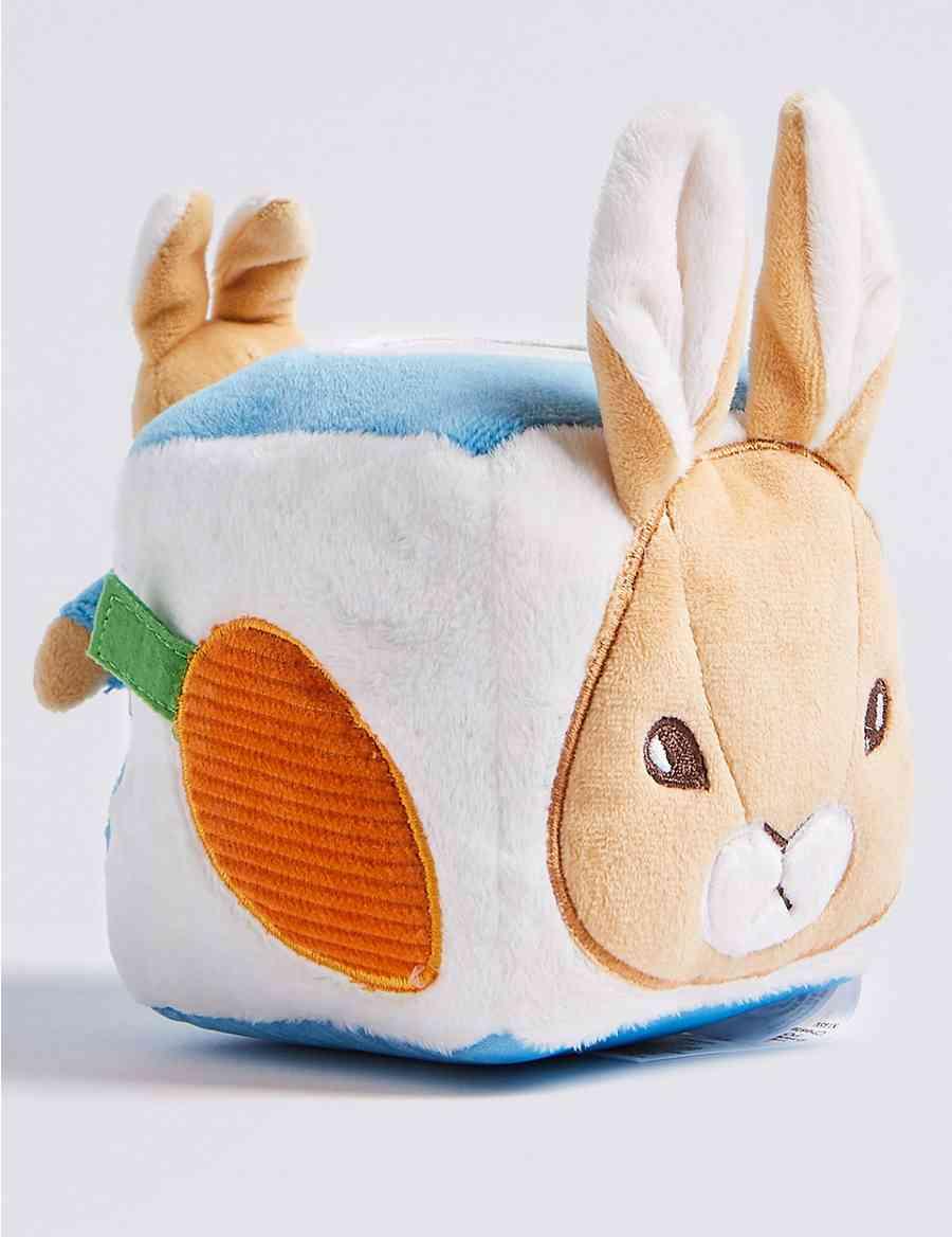 Peter Rabbit Activity Cube Ms Zz Magic Rabbittrade