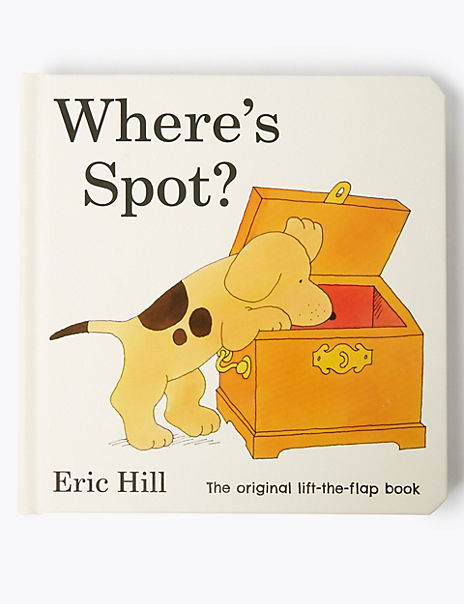 Where's Spot? Storybook