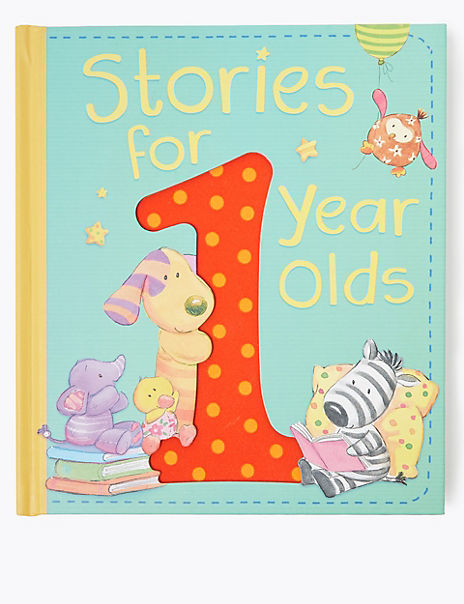 Stories for 1 Year Olds Book