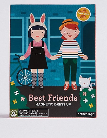 Magnetic Friends