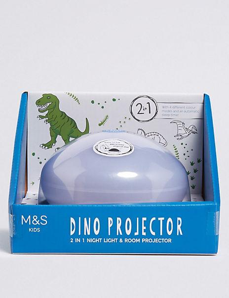 Dinosaur Room Projector