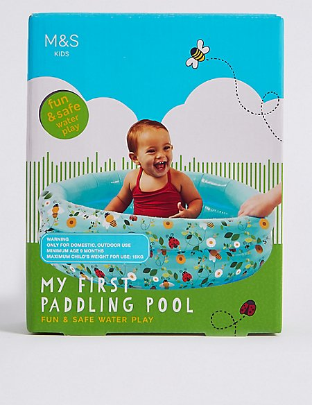 My 1st Paddling Pool