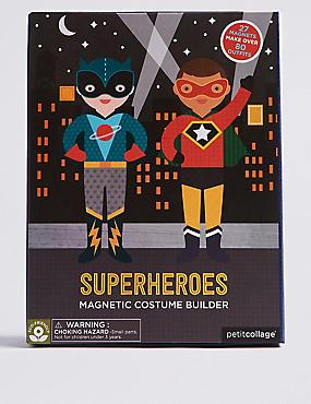 Magnetic Superheroes