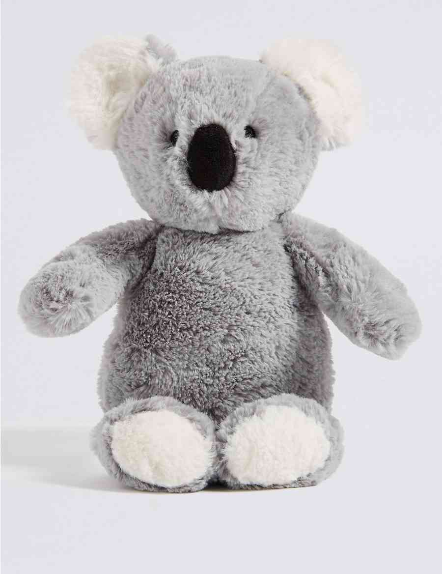 Koala Bear Soft Toy M S