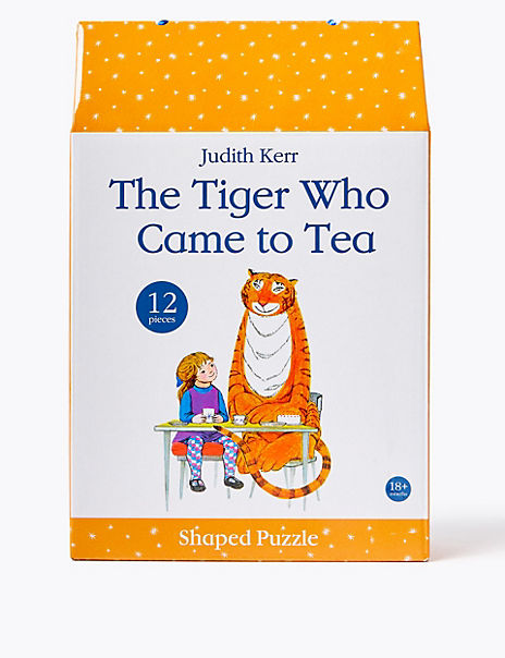 The Tiger Who Came To Tea Puzzle