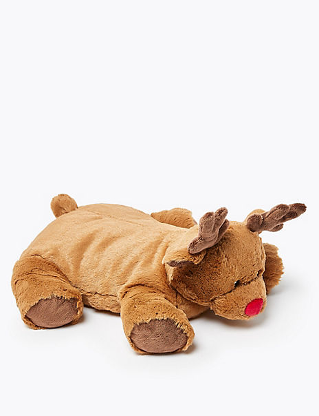 Reindeer Hot Water Bottle