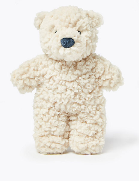 Borg Bear Soft Toy