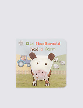 Finger Puppet Old MacDonald