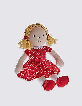 Amelia Rag Doll