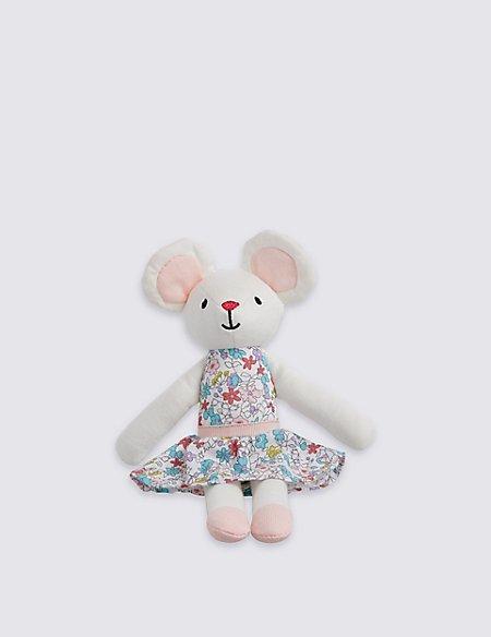 Poppy Mouse Rag Doll