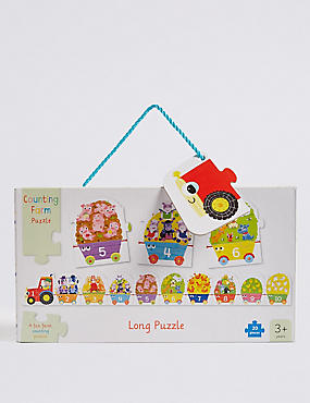Counting Farm Puzzle