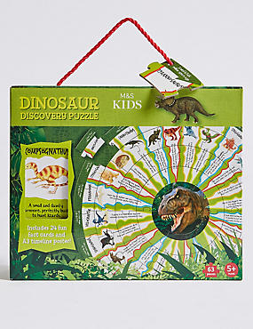 Dinosaur Discovery Puzzle
