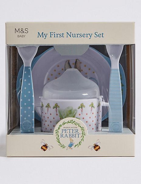 Peter Rabbit™ My First Nursery Set