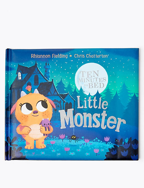 10 Minutes To Bed Little Monster Story Book