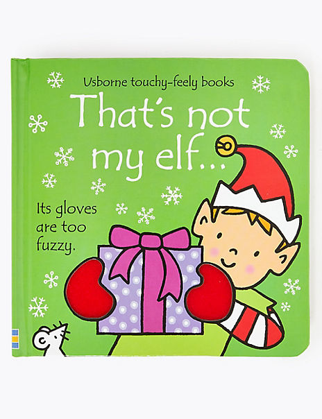 That's Not My Elf Story Book